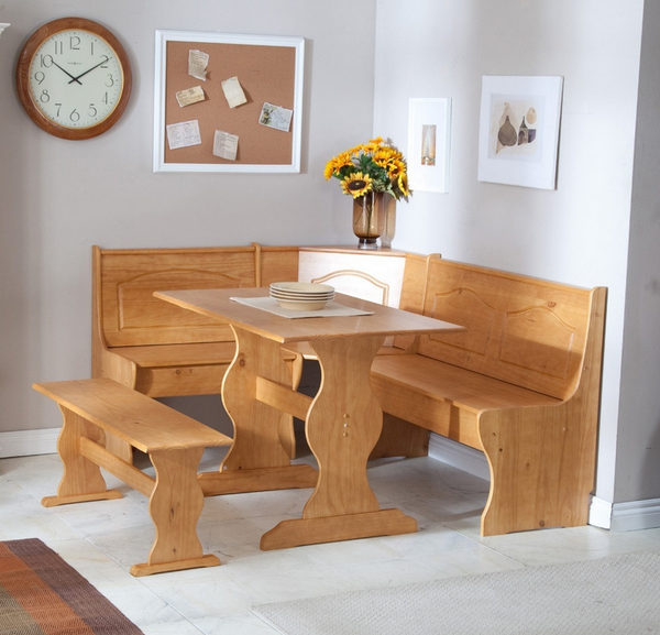 Corner Kitchen Table Set