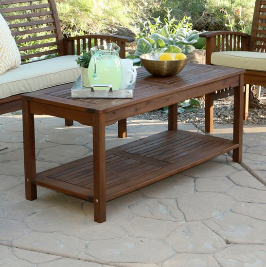 Outdoor Coffee Table - Christian's Table