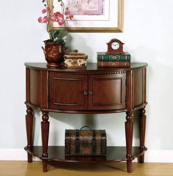 Demilune Console Table - Christian's Table