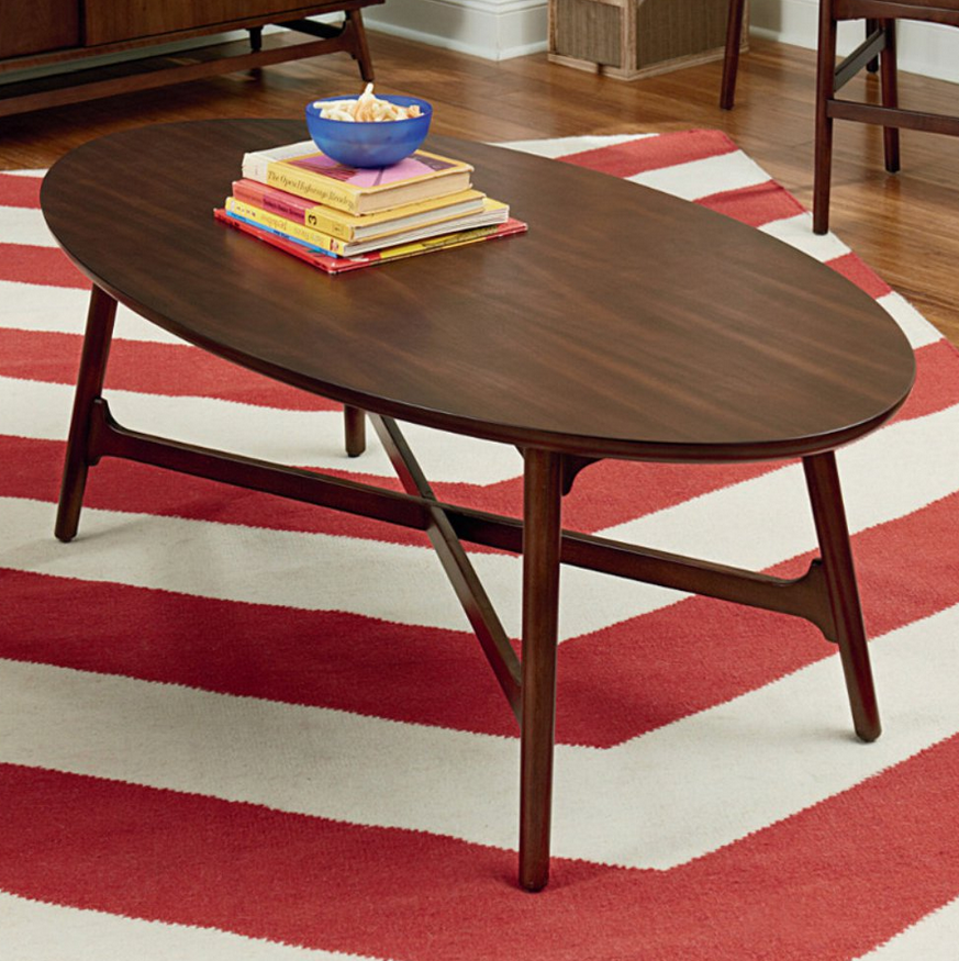 Mid Century Style Coffee Table - Christian's Table
