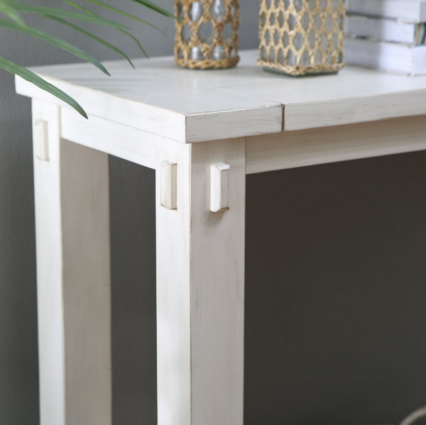 Craftsman Shaker Style Console Table