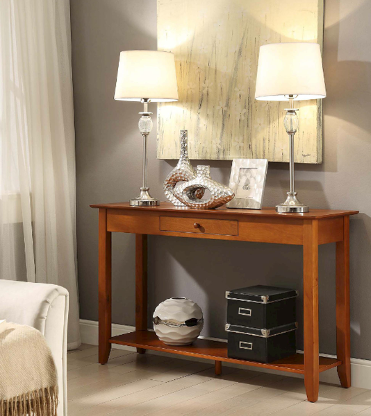 Solid Wood Console Table - Christian's Table