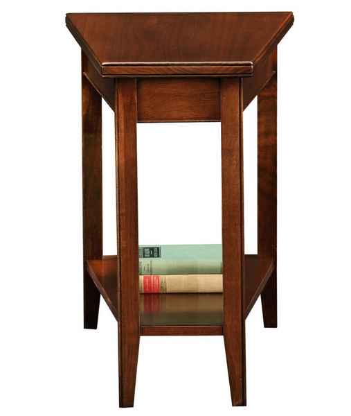 Sold Out Recliner Wedge End Table   Christianu0027s Table
