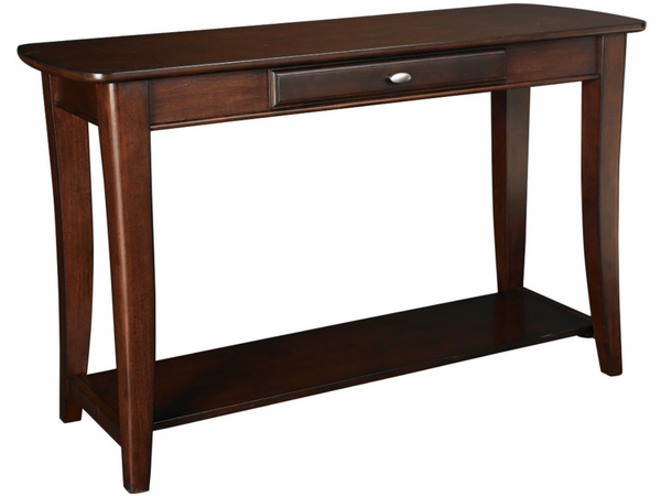 Sable Rectangular Console Table - Christian's Table