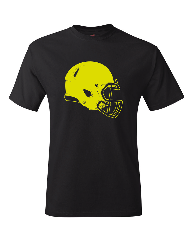 Cleveland Browns Logo Black Performance Dri-Fit Logo Tee