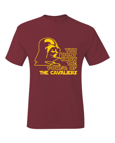 Cleveland Cavaliers Darth Vader Star Wars Style T-Shirt