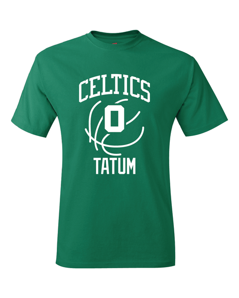 Boston Celtics Jayson Tatum Training Camp Jersey T-Shirt