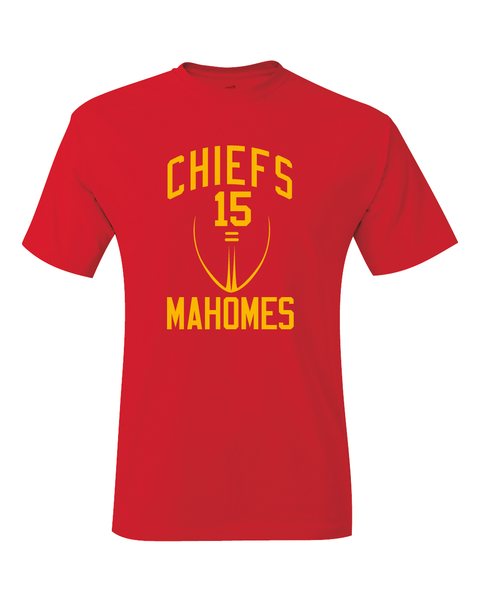 Kansas City Chiefs Patrick Mahomes Training Camp Jersey T-Shirt
