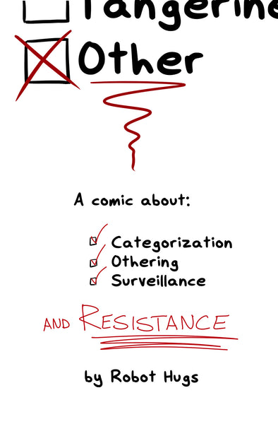 Other: A book about categorization, othering, surveillance, and resistance