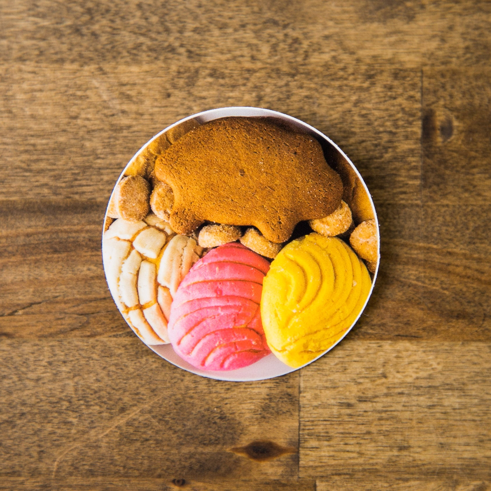 Pan Dulce Sticker