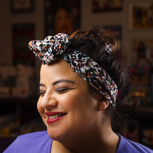 sew bonita head wrap knit