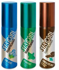 Cool Mint, Spearmint, Chocolate Mint - 3 Pack