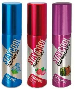 Cool Mint, Strawberry, Watermelon - 3 Pack