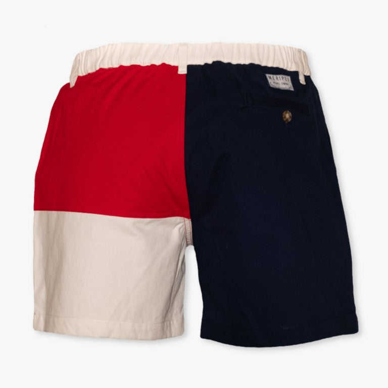 North Carolina State Flag Shorts - Meripex Apparel