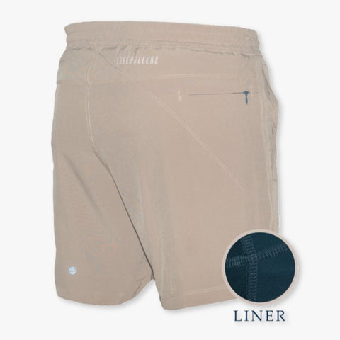 Khaki Freeballers - Sport Shorts - Meripex Apparel