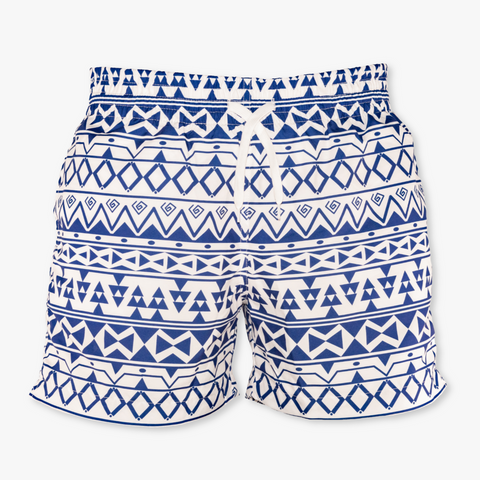 The Title Waves - 5.5 Inch Inseam - Swim Trunks