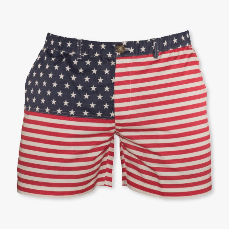 Old Glory Shorts - Meripex Apparel