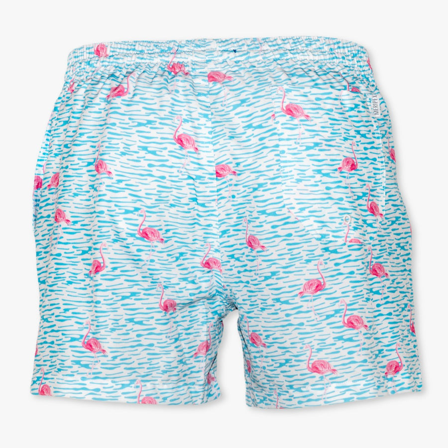 Fancy Flamingos (Stretch) - Meripex Apparel