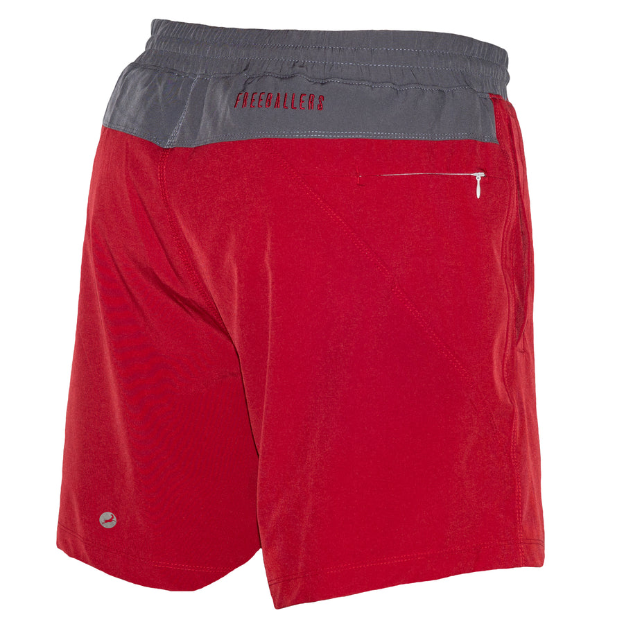 Crimson Freeballers - Sport Shorts - Meripex Apparel