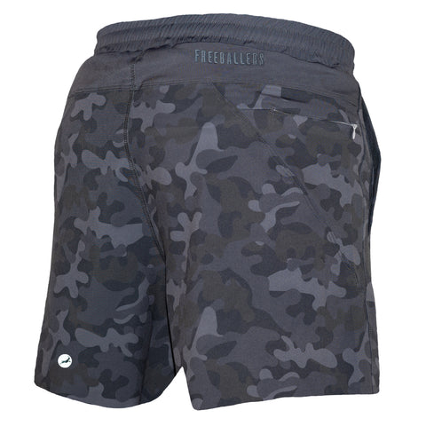 The Commandos Freeballers - Sport Shorts - Meripex Apparel