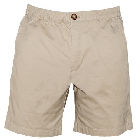 "Khaki 7"" Stretch Shorts - Meripex Apparel"