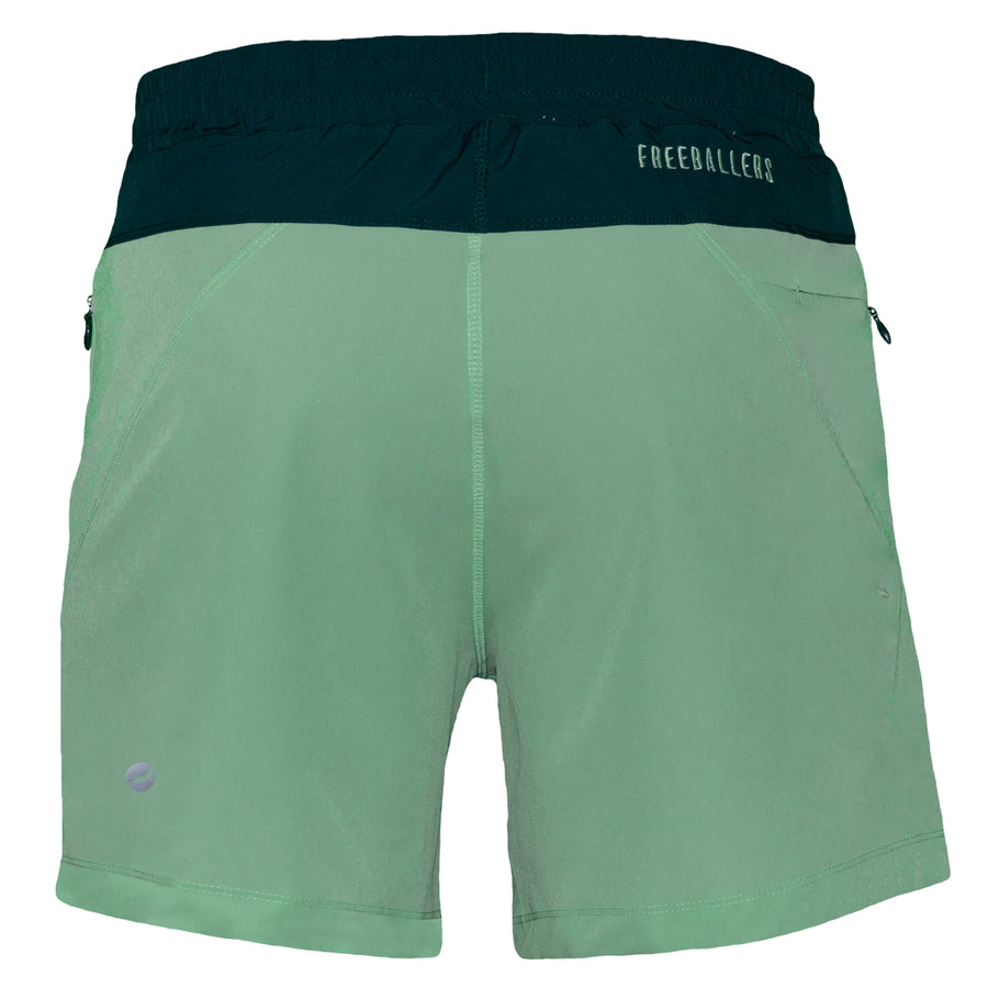 Mint to Be's Freeballers - Sport Shorts