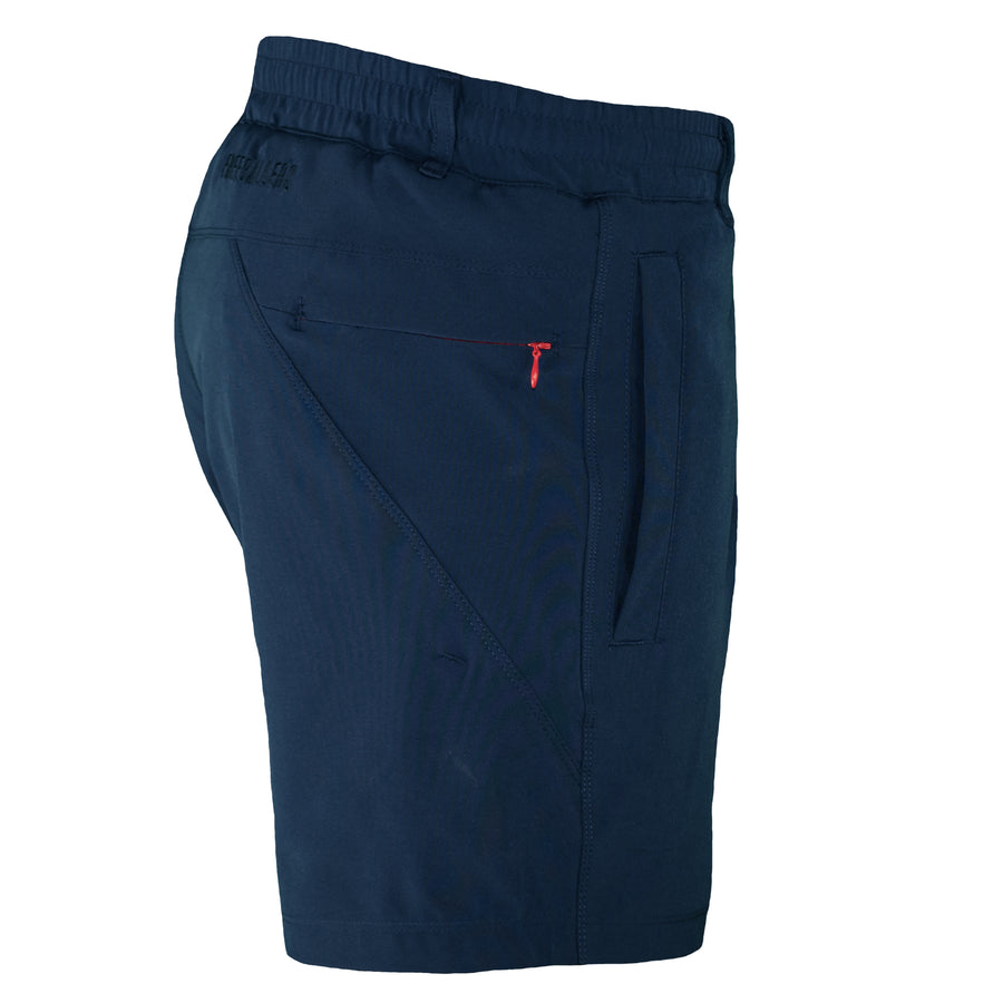 Navy Blue Freeballers - Sport Shorts