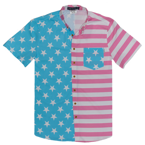 All American Hawaiian Shirt