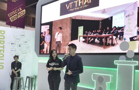 Ais start up VT THAI