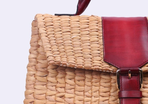 vipha wicker bag