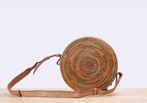 BangSai - Straw Crossbody bag