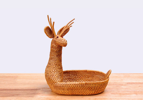 BangSai - Deer Basket