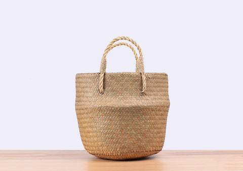 Seagrass Tote Bag (Natural)