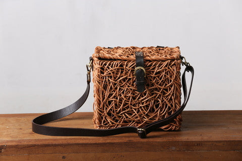 Sukkee - Vine Bike Basket Bag