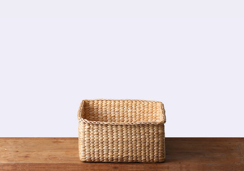 Straw Storage Box