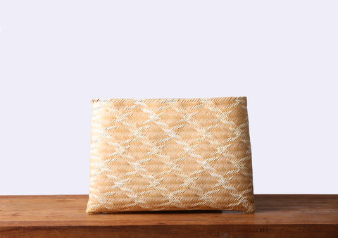 Komkrit - Bamboo Day Clutch