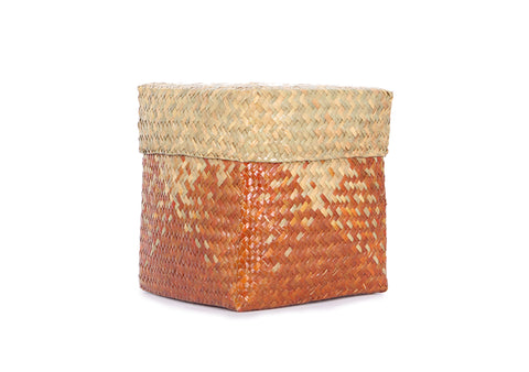 Seagrass Box (Orange)