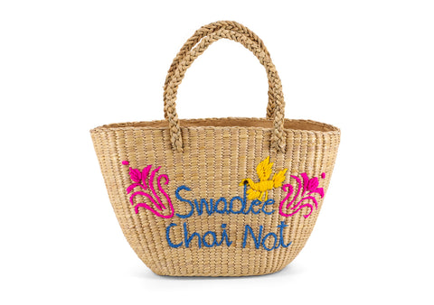 Hand Bag Pattern Swadee Chai Nat