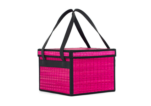 Pink Carry Bag