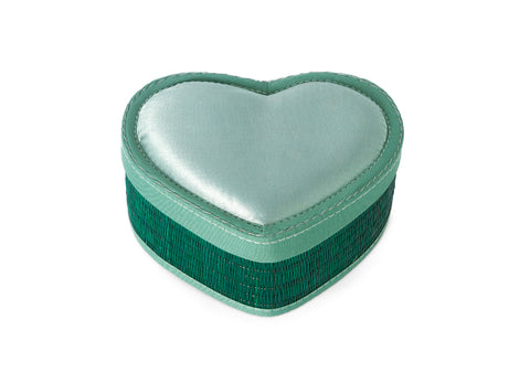 Green heart box