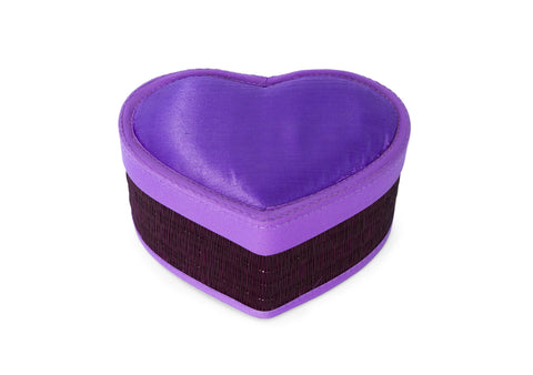Purple heart box