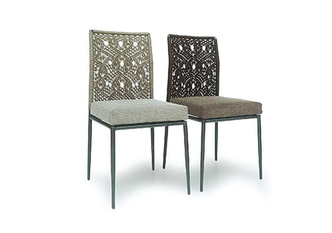 KIANG-DAO Dining Chair / MACRAME 06