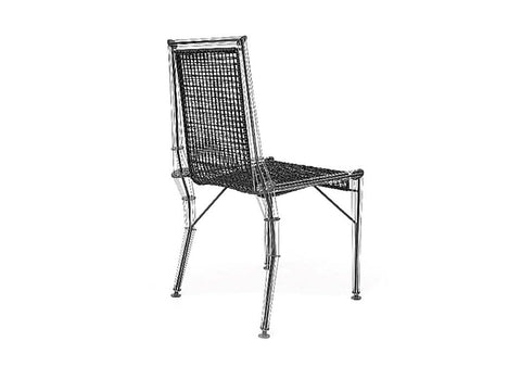 DEE DEE Dining Chair / Pattern MESH