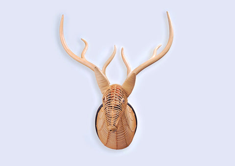 BangSai - Deer Head Lamp