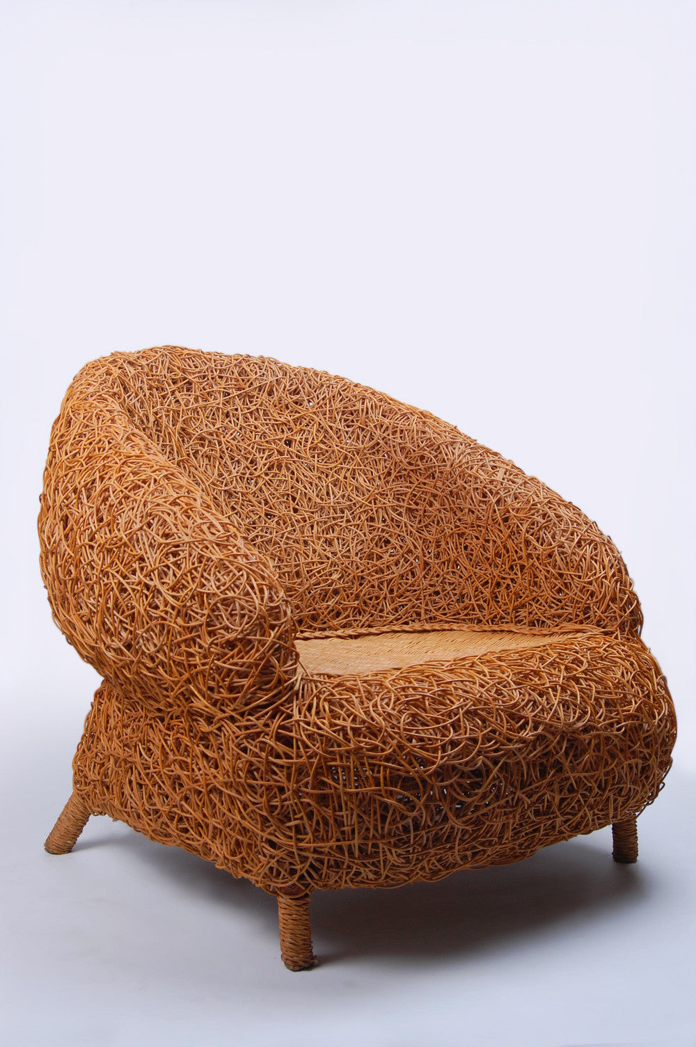 BangSai   Rattan Bird Nest Chair
