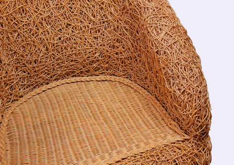 BangSai - Rattan Bird Nest Chair
