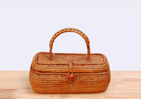 BangSai - Straw Traditional Bag