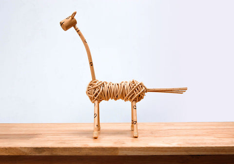 BangSai - Rattan Home Decorate (Giraffe)