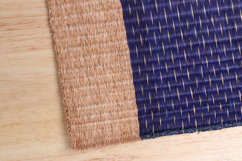 Maison - Handwoven Jute Sedge Place Mat (Purple)