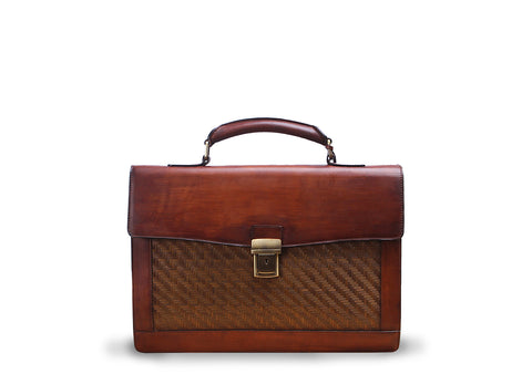 Briefcase (Brown)